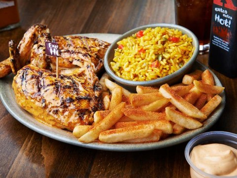 How you can nab yourself a Nando's quarter chicken for free
