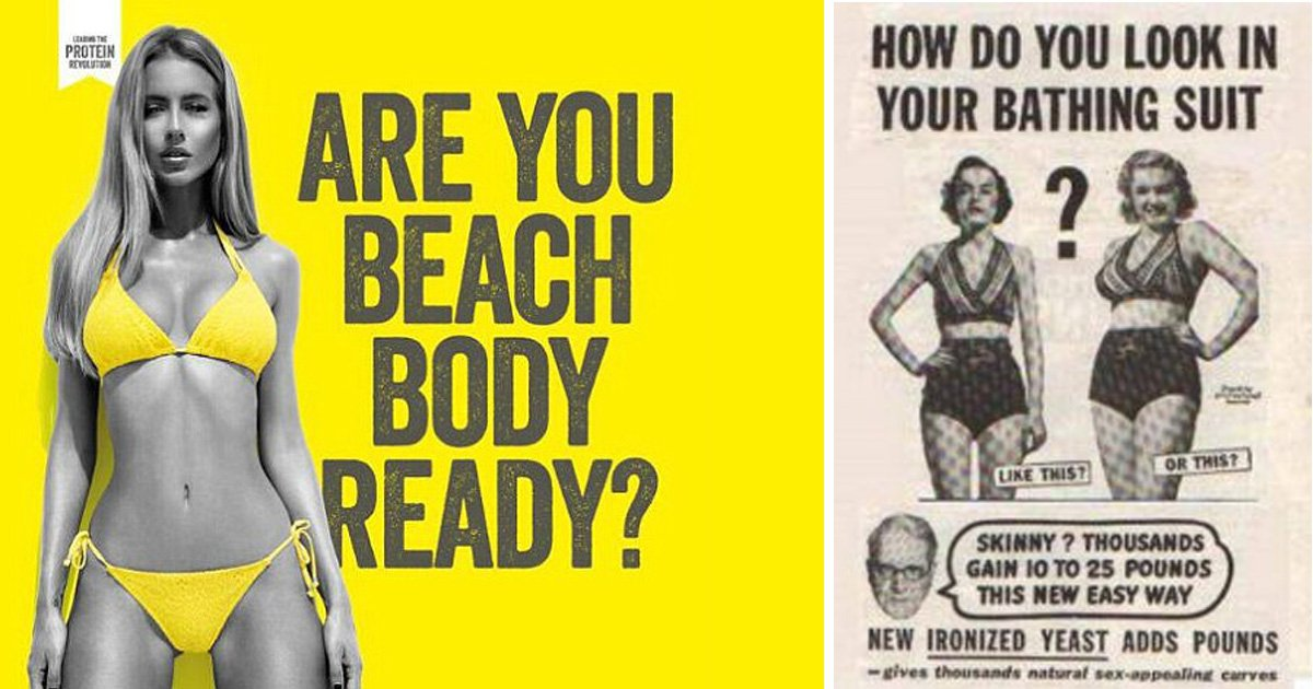 Britain's most sexist adverts that are finally going to be banned
