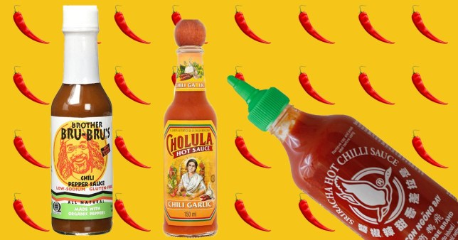 Hot sauces ranked and reviewed