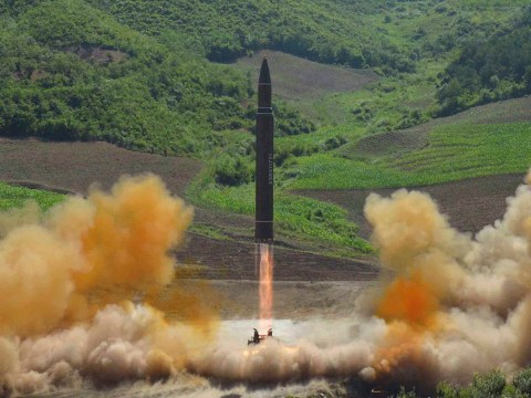 Pentagon says it's prepared for 'any attack' after North Korea launches second missile