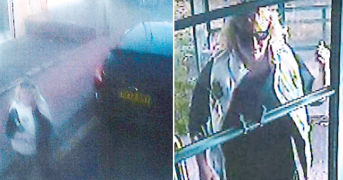 Woman filmed getting into car to fake injuries for insurance scam in bus crash