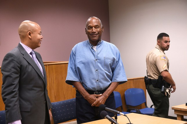 When will OJ Simpson be released from prison? Parole hearing virdict