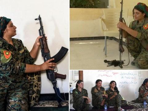 Former Isis sex slave vows to take violent revenge on terror group