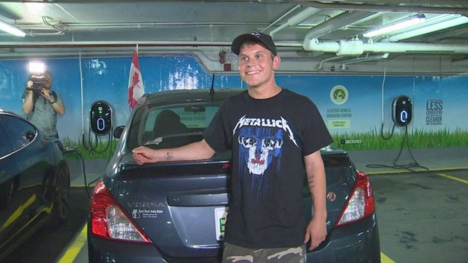 Metallica fan finds car four days after forgetting where he parked it after gig
