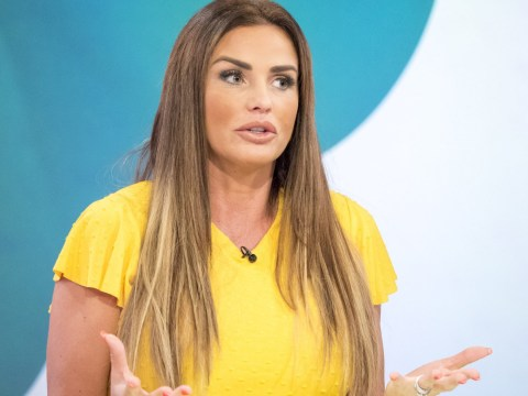 Katie Price's son Junior thinks she's had too much plastic surgery