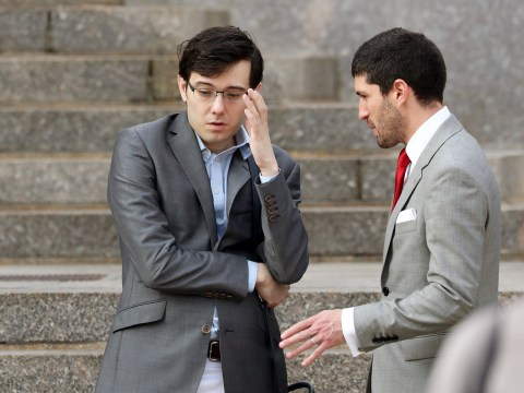 Internet's 'most hated man' Martin Shkreli could lose $65M in fraud case