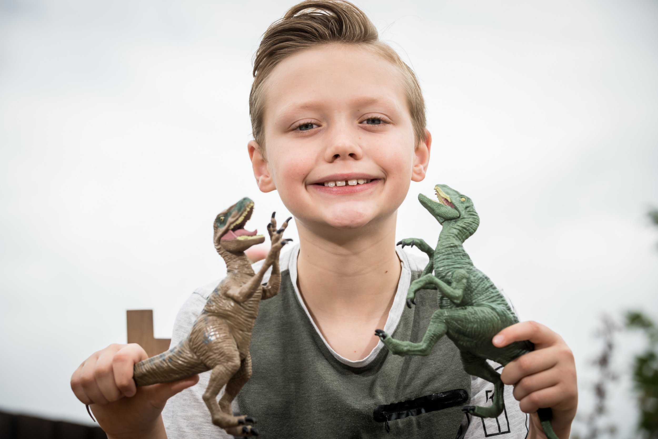 Boy, 10, outsmarts Natural History Museum by spotting incorrect dinosaur label