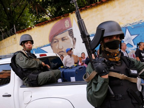 Candidate shot dead hours before Venezuelan election
