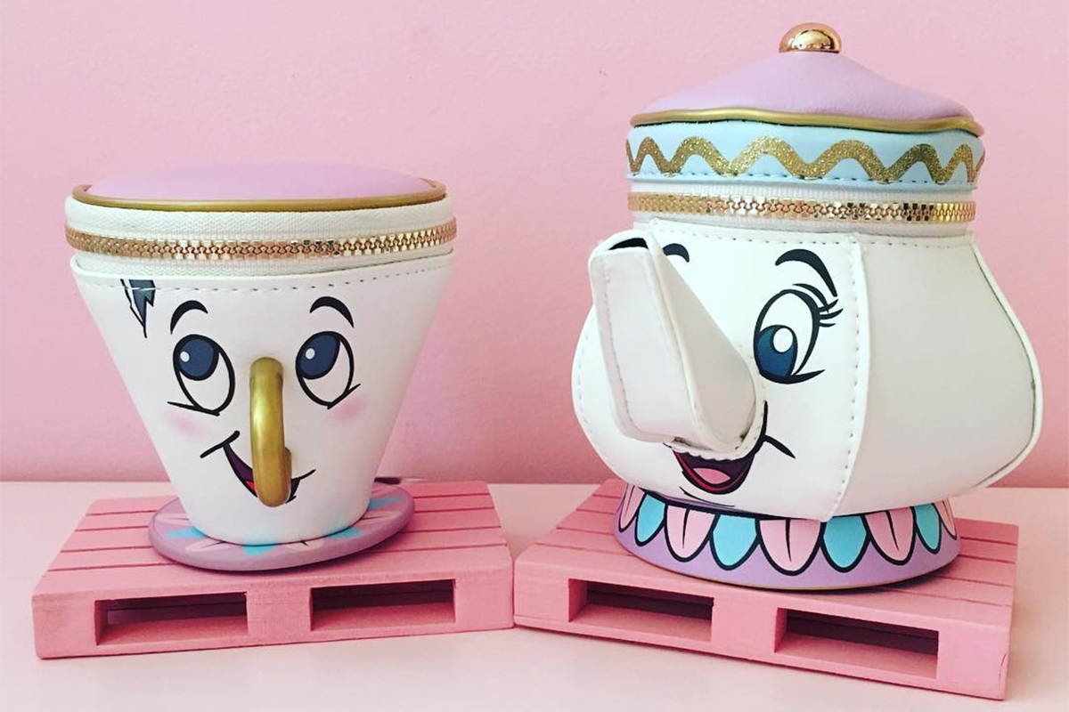 You can now accompany your Chip purse with Primark's new Mrs Potts addition