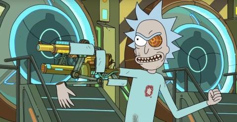 Kim Cartoon Rick And Morty Season 2