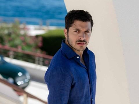 Riviera's Dimitri Leonidas on creator Neil Jordan disowning the series and achieving Matt Damon approval