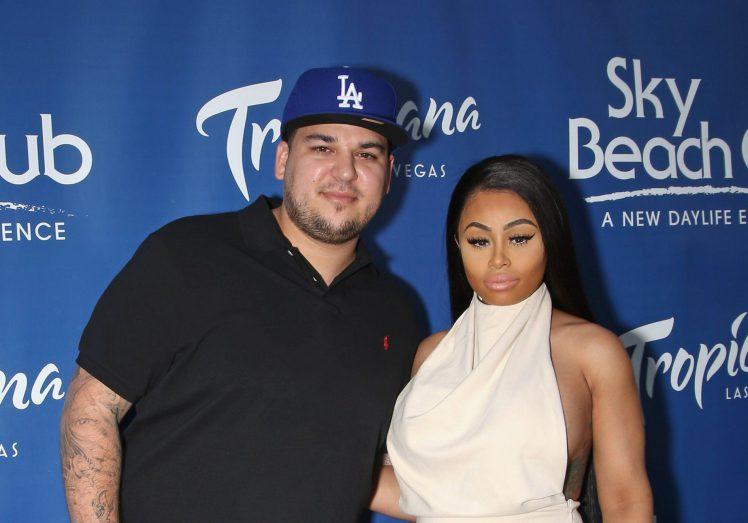Rob Kardashian and Blac Chyna 'still haven't spoken' since that explosive Instagram rant