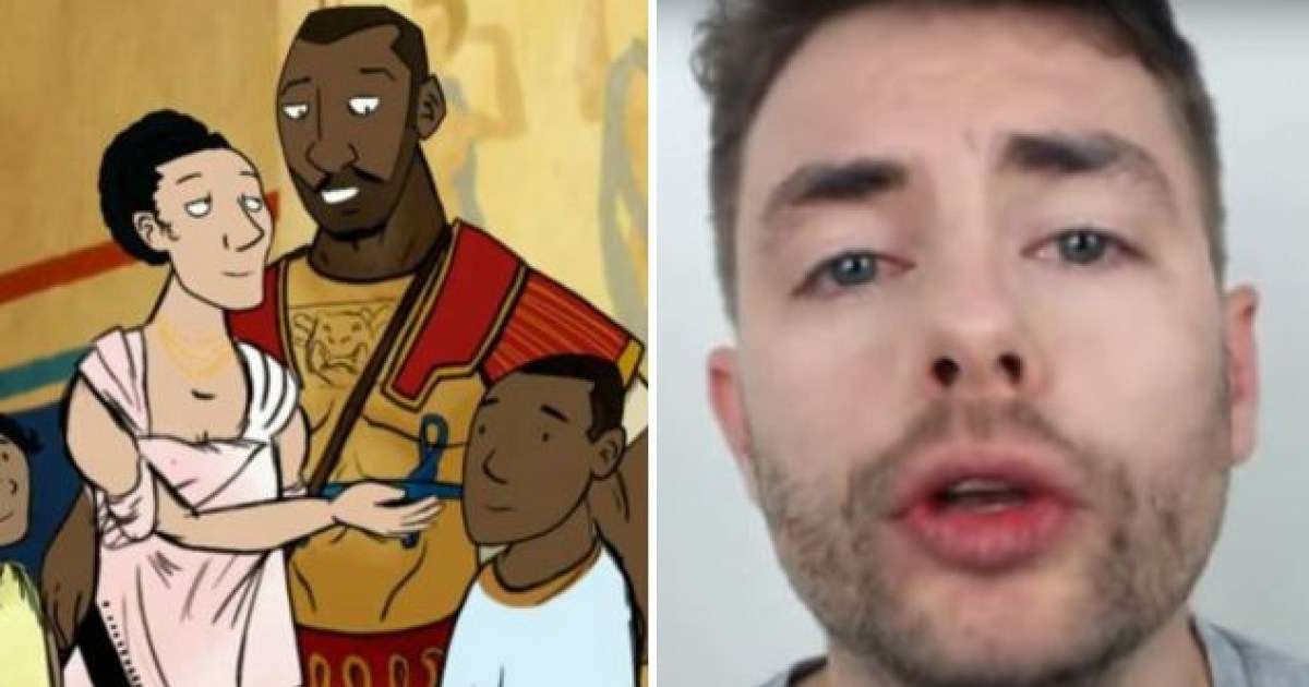 Alt-right commentator gets schoold by historian over diversity in Roman Britain