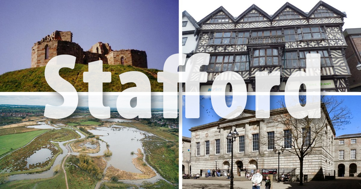 14 reasons why Stafford is a great place to live