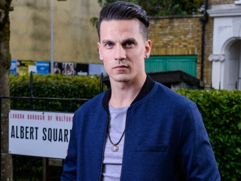 How did Steven Beale die in EastEnders?