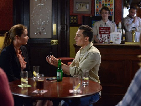 EastEnders spoilers: Has Lauren made a terrible mistake getting engaged to Steven?