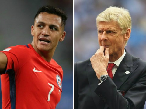 Rewriting history: Arsene Wenger makes ludicrous Alexis Sanchez-Robin Van Persie comparison
