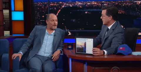Has Woody Harrelson accidentally revealed the name of Star Wars Han Solo spin-off?