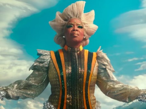 Oprah looks like magic in first A Wrinkle In Time teaser trailer and the internet loves it