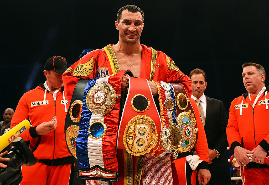 Heavyweight legend Wladimir Klitschko rejects Anthony Joshua rematch to retire from boxing