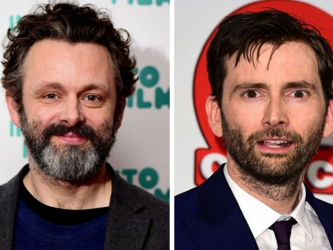 Michael Sheen will play an angel in BBC's Good Omens (and David Tennant is the devil)