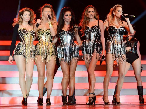 Nadine Coyle says she found out about Girls Aloud split 20 minutes before they went on stage