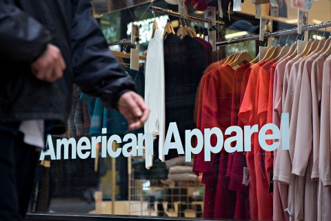 American Apparel is coming back but needs to just die a
