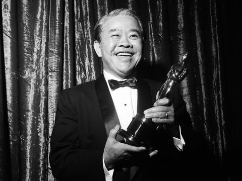 Who is James Wong Howe from today's Google Doodle?