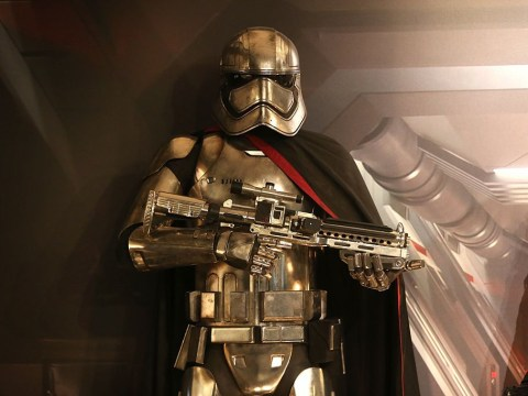 What could the future hold for Captain Phasma in The Last Jedi?