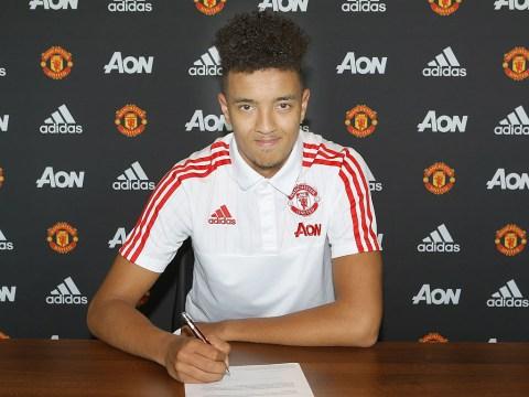 Leeds United sign Manchester United fledgling Cameron Borthwick-Jackson on loan