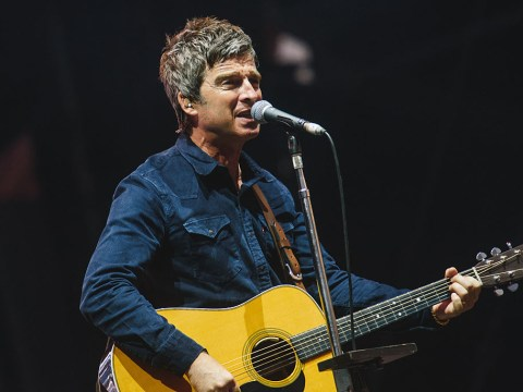 Noel Gallagher performs emotional 'anthem of defiance' Don't Look Back In Anger at We Are Manchester