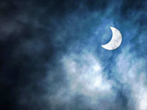 There's so much cloud cover on August 21 you might not see the solar eclipse