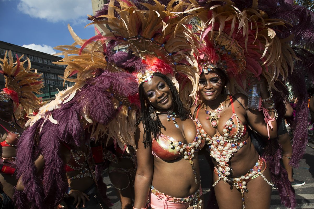 All the bra alternatives you'll need for Notting Hill Carnival