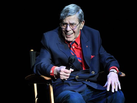 Jerry Lewis has 'intentionally excluded' all six children from first marriage out of his will