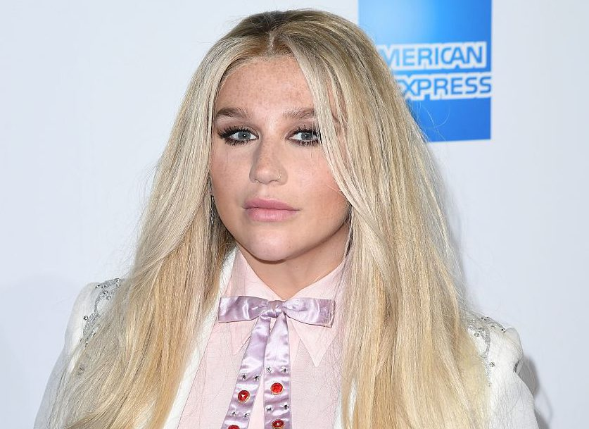 Kesha urges fans to 'take time for yourself' over stressful Christmas period