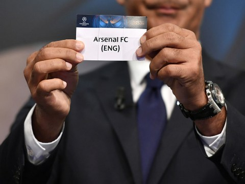 Who can Arsenal draw in the Europa League group stages?