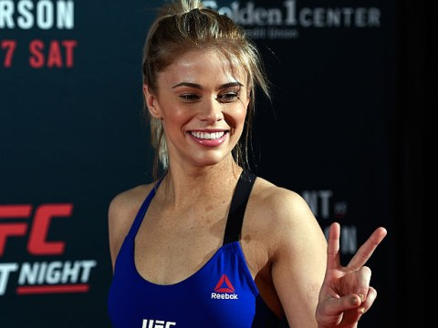 UFC star Paige VanZant shares gruesome picture of horrible cut on foot
