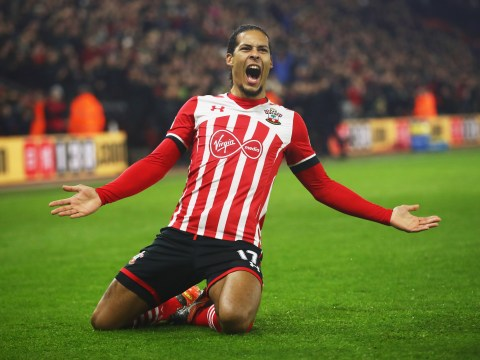 Liverpool move for Virgil van Dijk not hampered by tricky Southampton relations
