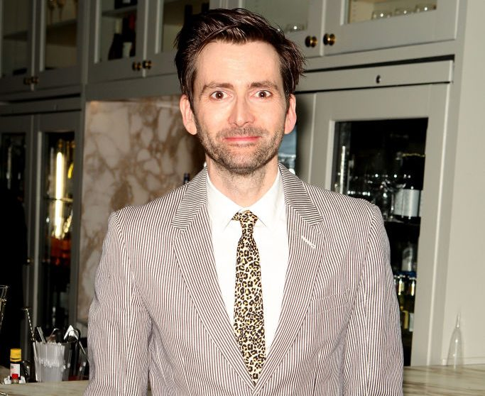 David Tennant is delighted to see a female Doctor Who, because the Doctor was never male anyway