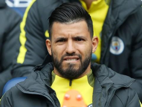 Arsenal fans react to Sergio Aguero swap deal rumours with Danny Welbeck joke