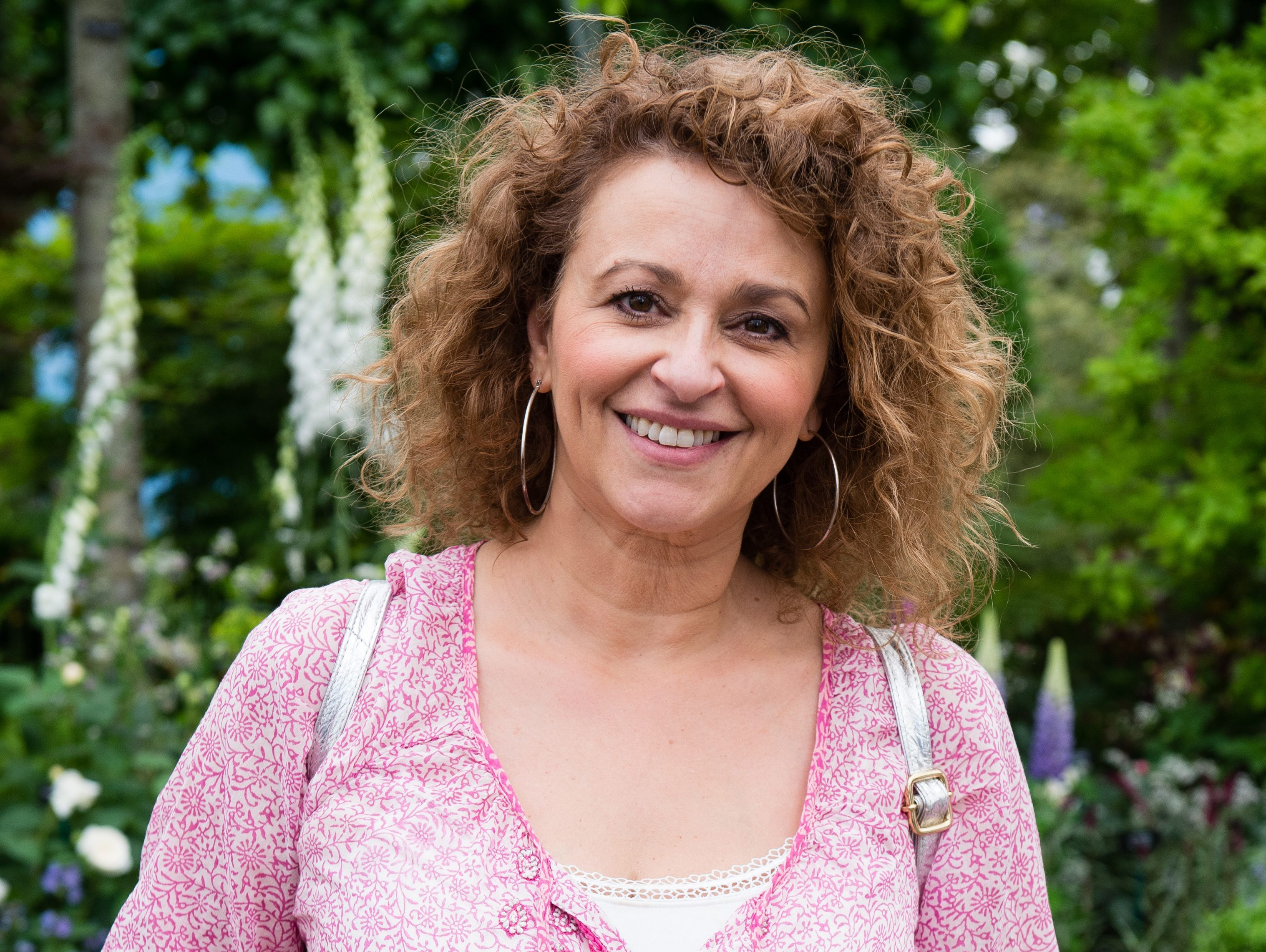Each Body's Ready: Why putting her daughters first finally helped Nadia Sawalha find her inner body confidence