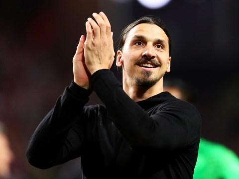 Zlatan Ibrahimovic '10' shirts go on sale on Adidas' website amid Manchester United transfer rumours
