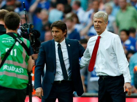 Arsene Wenger makes sly dig at Antonio Conte over Chelsea squad size