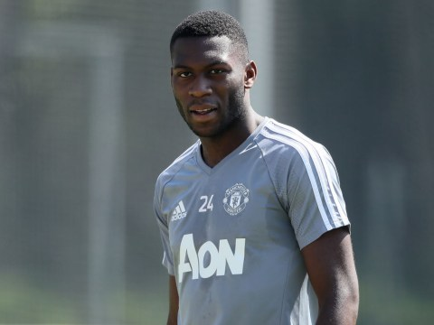 Timothy Fosu-Mensah can play three different positions for Crystal Palace, insists Frank de Boer