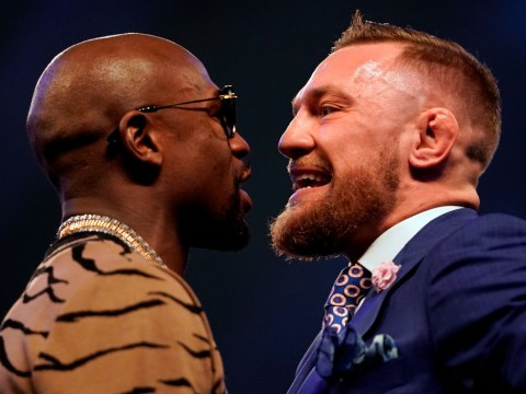 Floyd Mayweather v Conor McGregor TV channel, price and how to order
