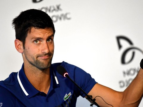 Novak Djokovic provides update on his recovery after suffering season-ending elbow injury