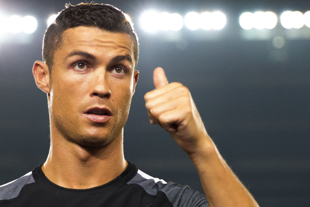 Blow for Manchester United as Cristiano Ronaldo makes Real Madrid's UEFA Super Cup squad
