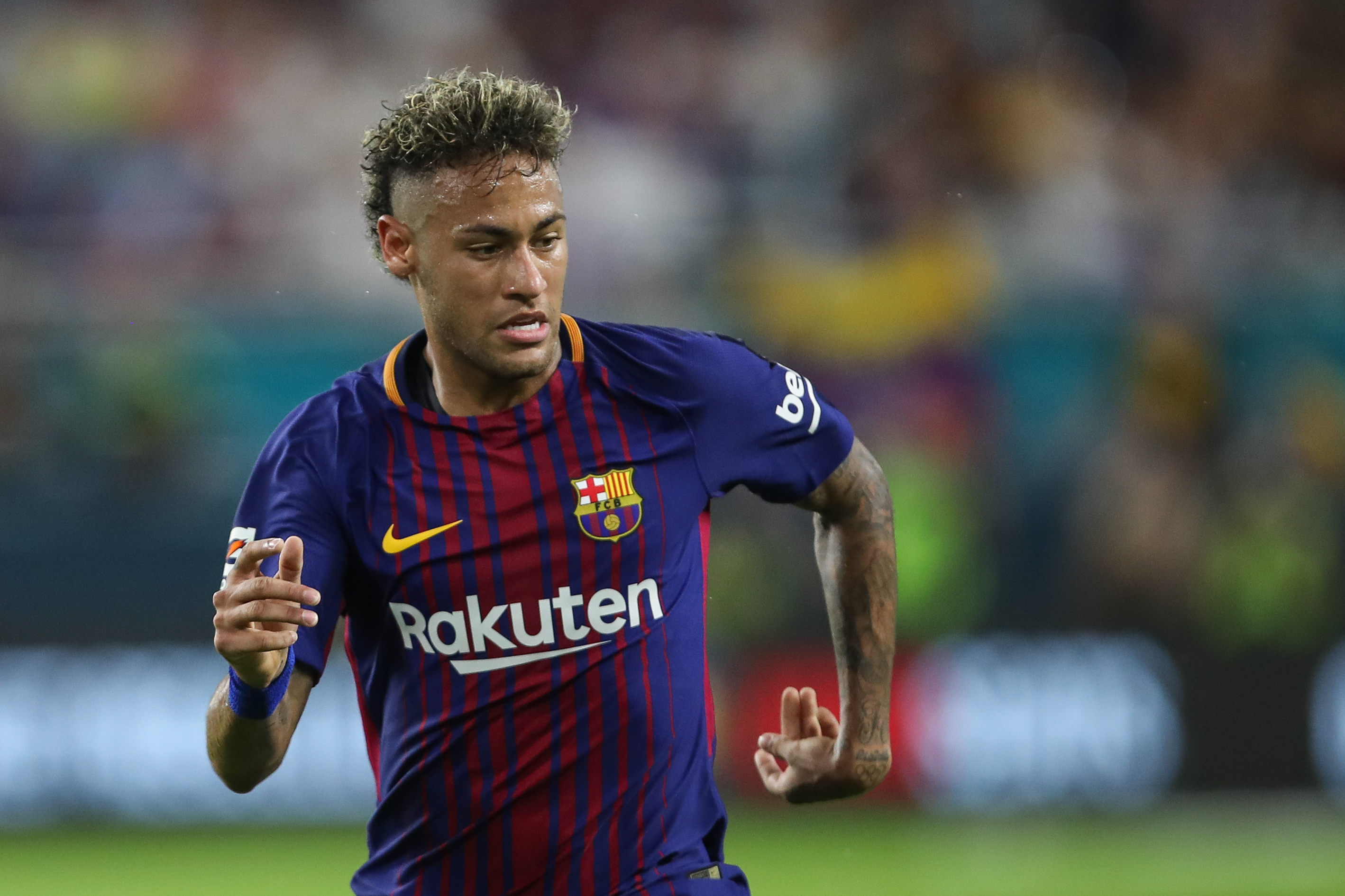 Barcelona ask for Marco Verratti, Julian Draxler, Angel Di Maria or Adrien Rabiot in Neymar transfer