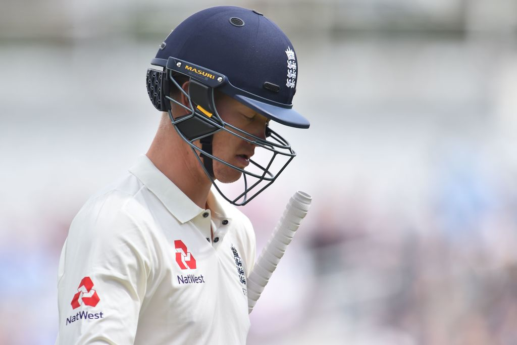 Nasser Hussain backs Middlesex batsman Nick Gubbins to replace England 'flop' Keaton Jennings