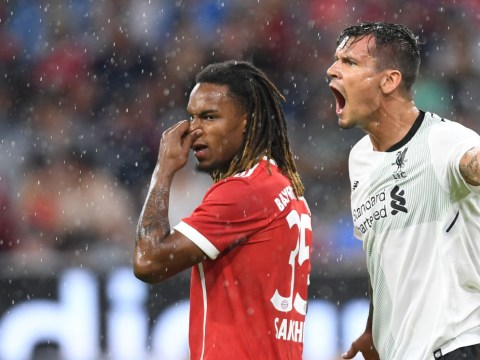 Bayern Munich fans tell Chelsea target Renato Sanches to leave after Liverpool display